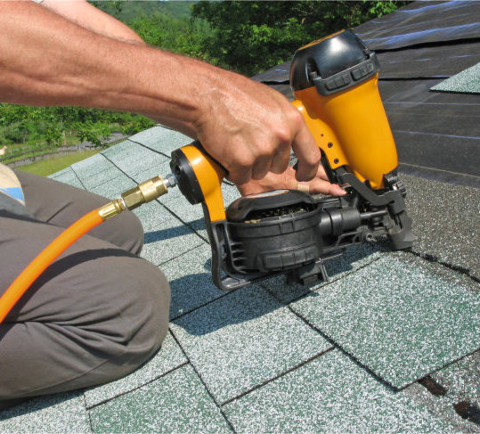 Ashpalt Shingle Replacement Roofing Genesee County