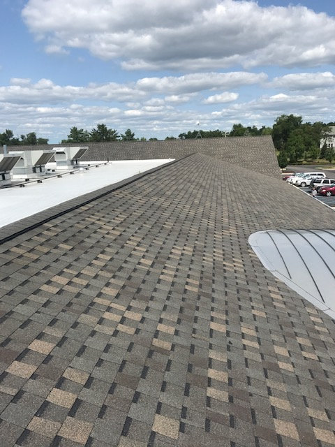 Church Roof Replacement - Commercial Roofing 3