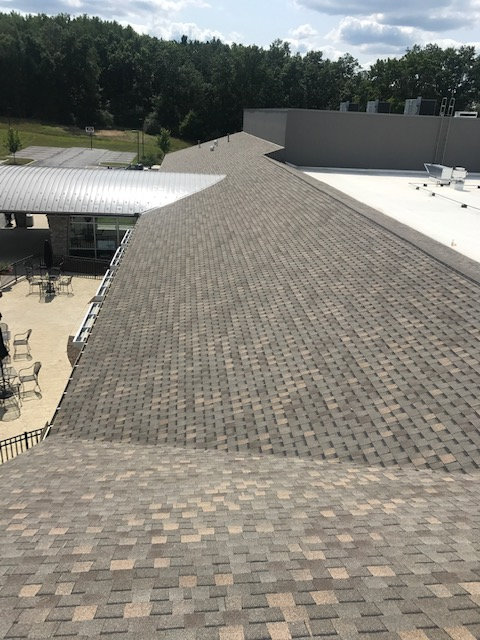Church Roof Replacement - Commercial Roofing 4