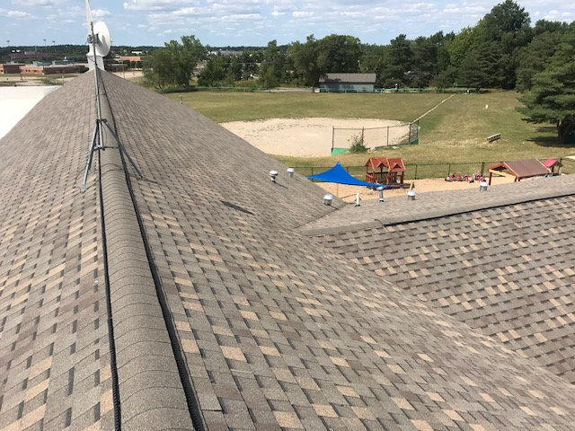 Church Roof Replacement - Commercial Roofing 5