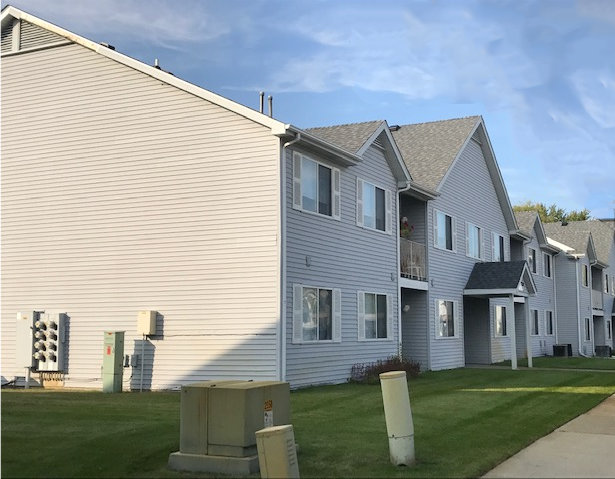 Lake Fenton Apartment Roof Replacement