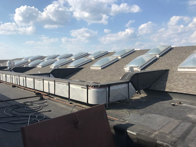 Office Building Roof Replacement-Grand Blanc MI