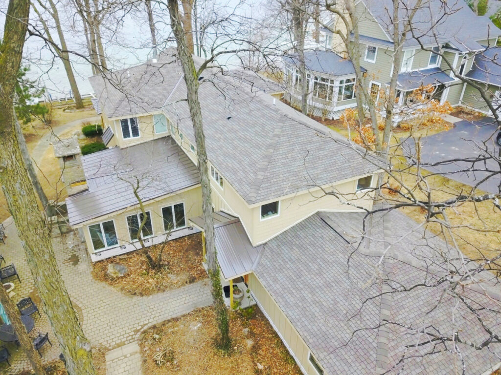 Drone Roofing Inspection for Smart Estimate 2