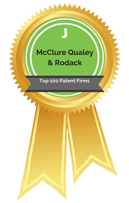 top 100 patent firms award