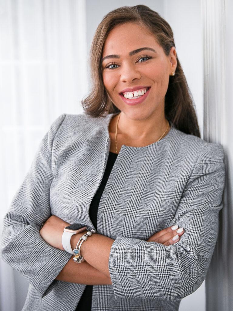Lawyer Krystal Paulino