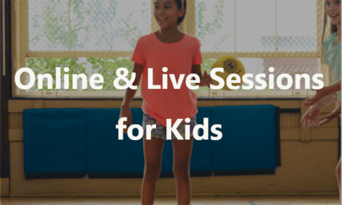 Online and Live Session for Kids 1