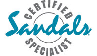 Certified Sandals Specialists