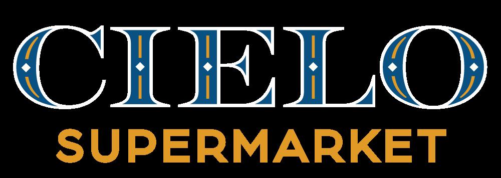 Cielo Supermarket Logo