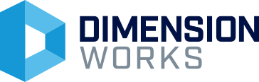 Dimension Works logo