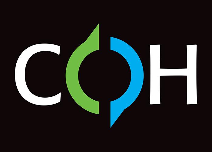 COH Logo Black Square