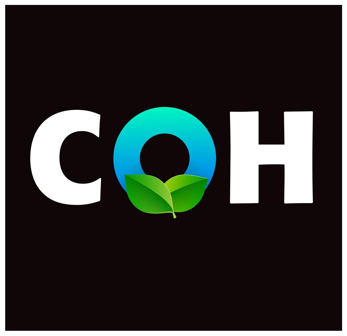 COH New Logo Black Square LARGE