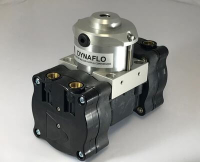 Dynaflo Model 1054x brushless OEM vacuum pump or compressor