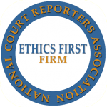 Wendover Court Reporting - Ethics