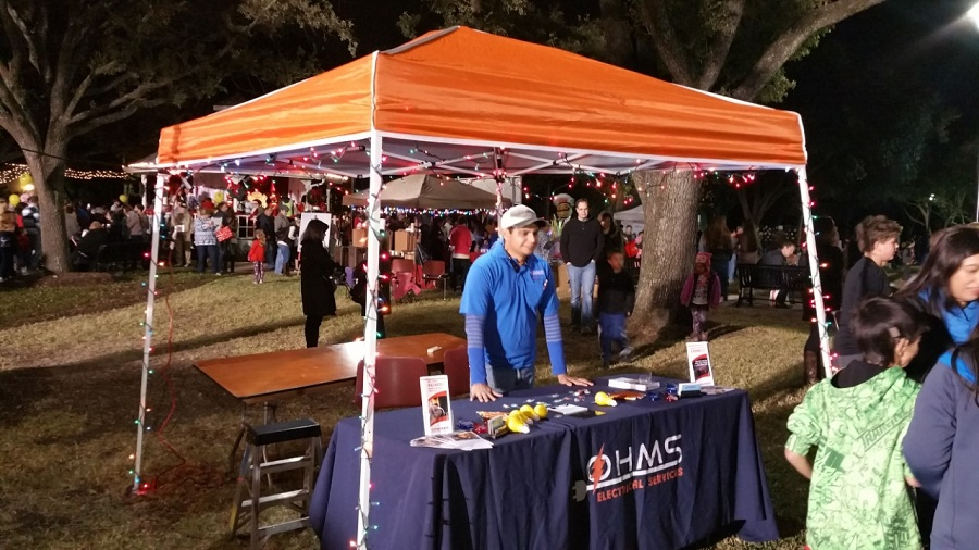 City of Bellaire Holiday in the Park