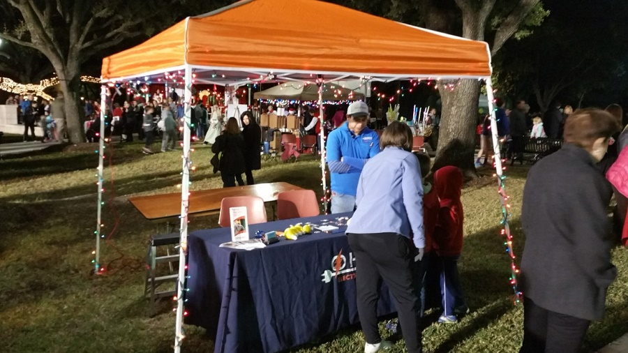 Bellaire Holiday in the Park
