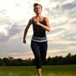 Running Woman Image