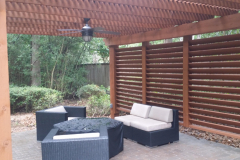 Outdoor-Living-spaces-in-The-Woodlands-Custom-pergolas-and-seating-areas.