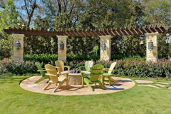 Curved-pergola-and-patio-with-fire-pit.-JM-Outdoor-Living