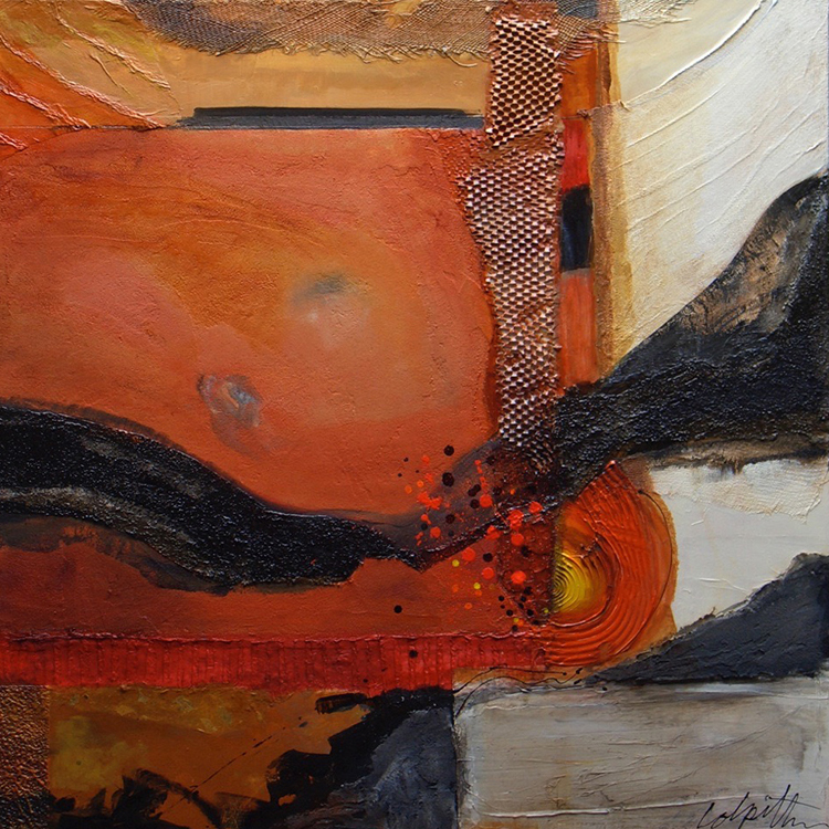 red abstract art, Michael Colpitts Paintings, Large Painting Mixed Media on Canvas Wall Art Abstract Simplistic, Mixed Media on Canvas, colorful abstract paintings, large abstract paintings for sale, bold paintings, modern paintings on canvas