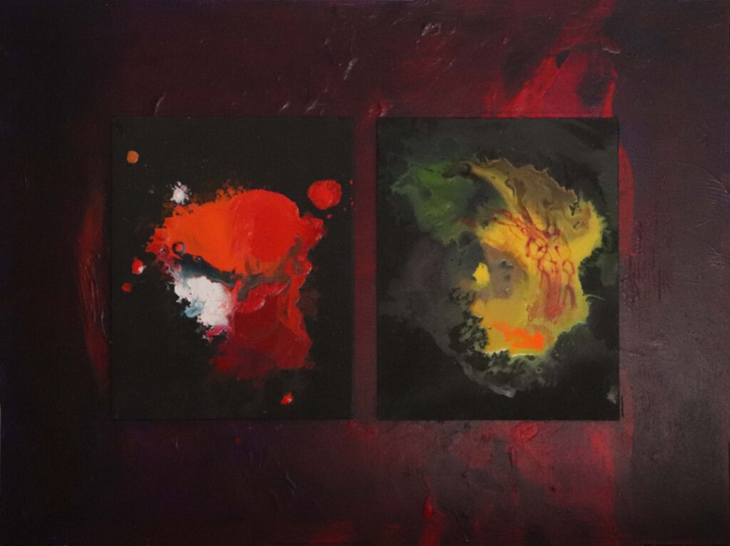 liquid acrylic painting, dark abstract art, Michael Colpitts paintings, Large Painting Mixed Media on Canvas Wall Art Abstract Simplistic, Mixed Media on Canvas, colorful abstract paintings, large abstract paintings for sale, bold paintings, modern paintings on canvas
