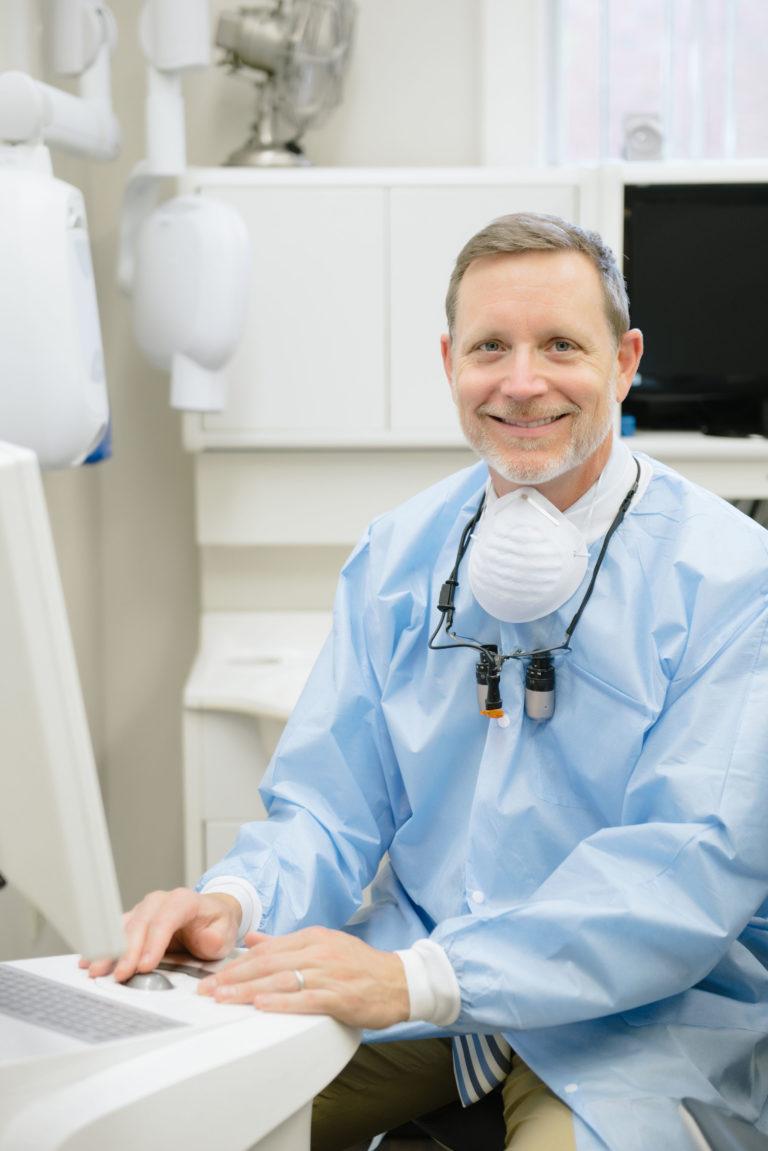 Dr. Layton at Layton Dentistry