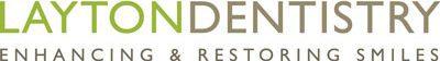 Layton Dentistry Enhancing & Restoring Smiles Logo