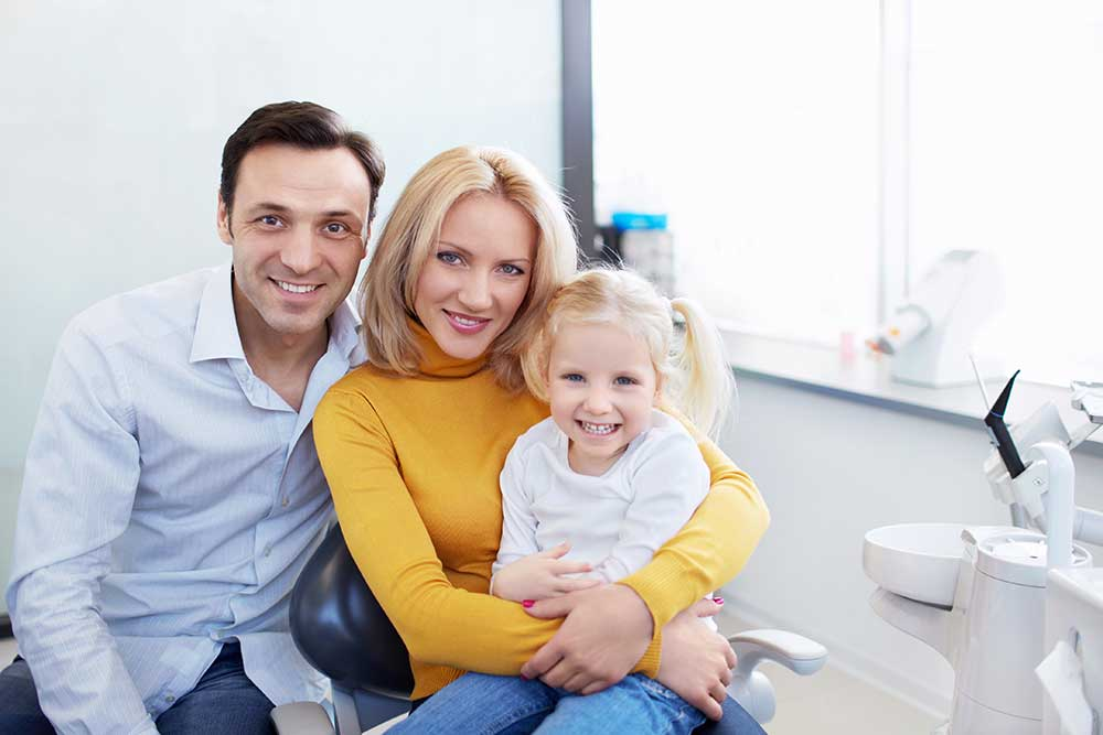Family dentistry for your family is our prime focus