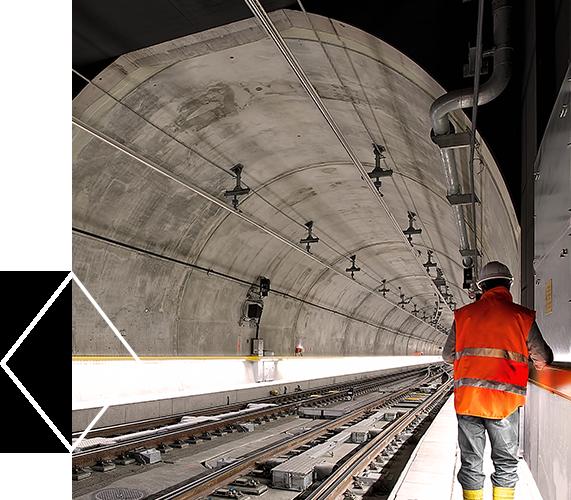 Railway Tunnel Construction | Vitek Lange