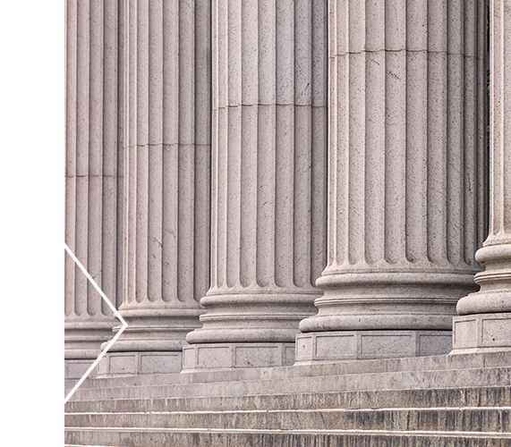 Courthouse Columns | Vitek Lange