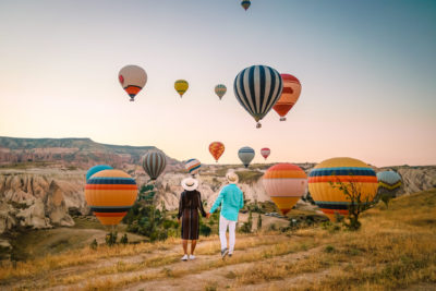 WONDERS OF TURKEY Cappadocia