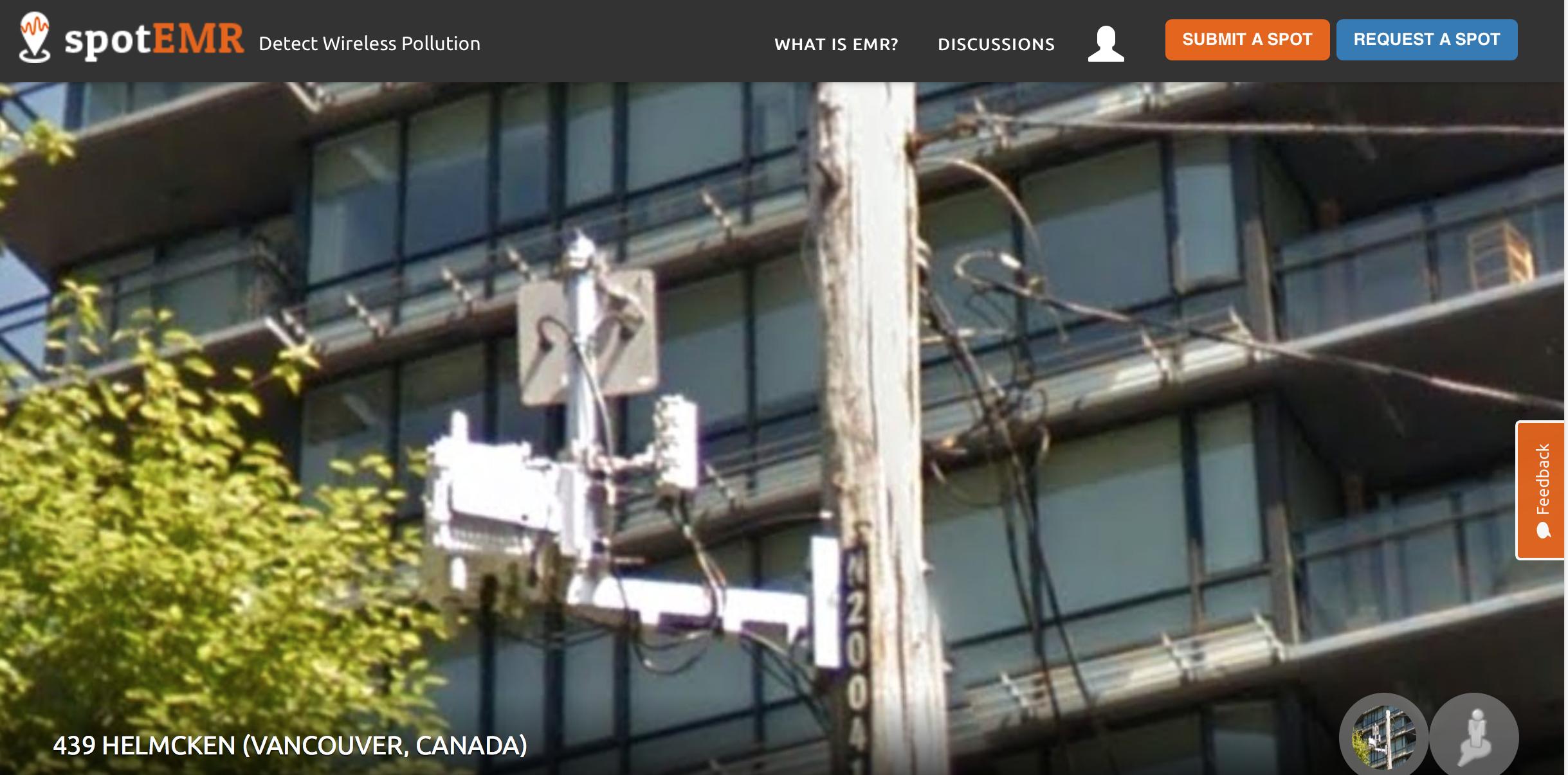Vancouver 439 Helmcken Street