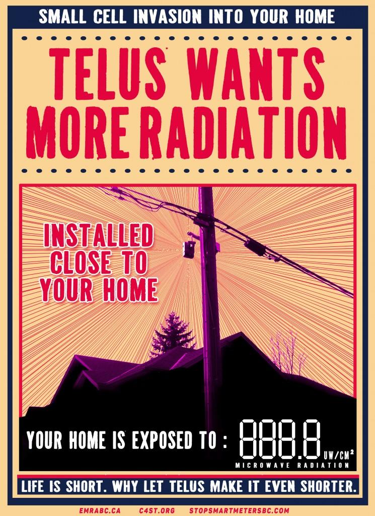 enodeB Telus Poster 2