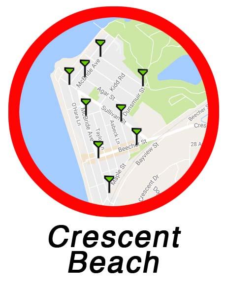 Crescent Beach Surrey BC