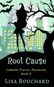 Cover of the short story Root Cause by Lisa Bouchard