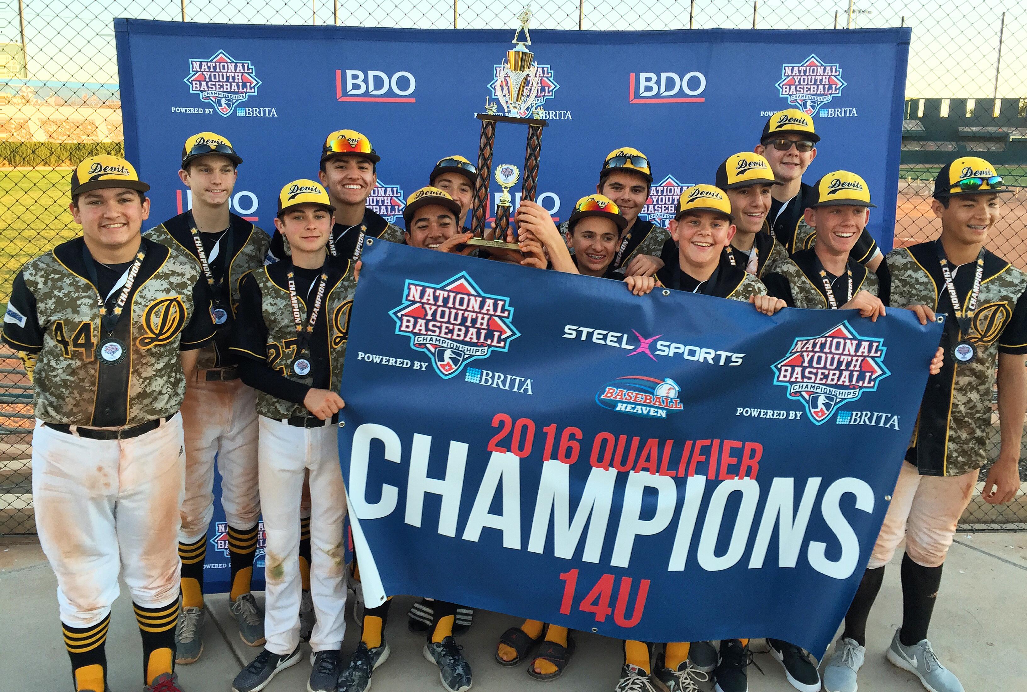 Steel Sports Kicks Off 2016's NYBC Qualifying in Arizona