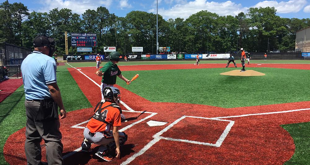 Baseball Heaven Hosts Final 2017 NYBC Qualifier