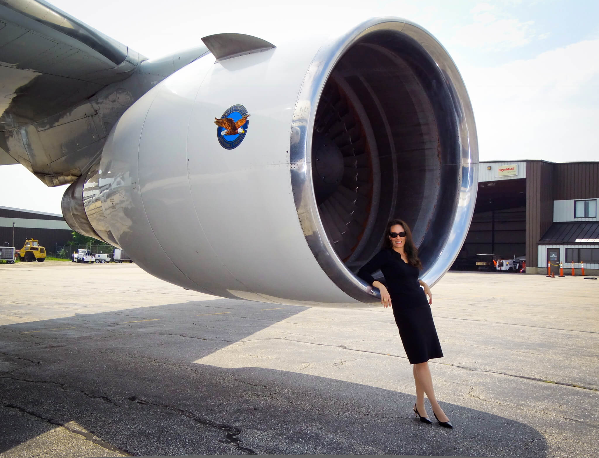 Carolyn Paddock, In-Flight Insider
