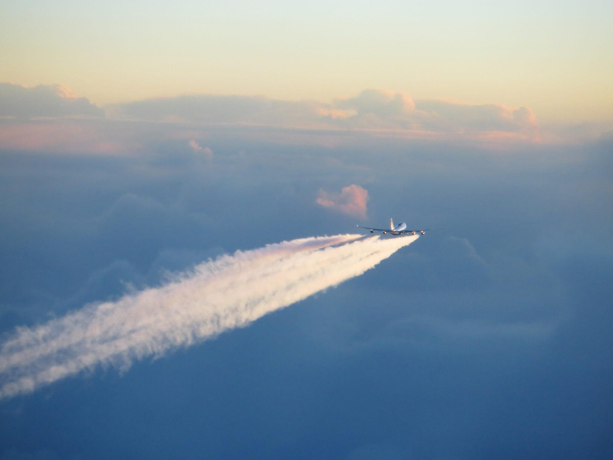 Jet Photo by Carolyn Paddock, In-Flight Insider