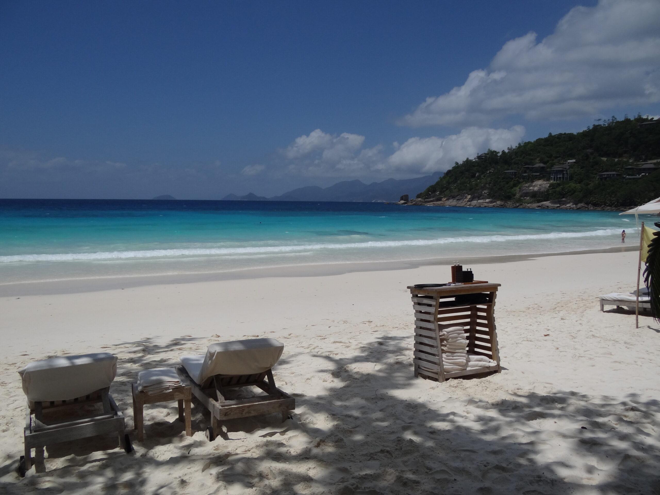 Mandarin Oriental, The Seychelles // Photo by Carolyn Paddock, In-Flight Insider