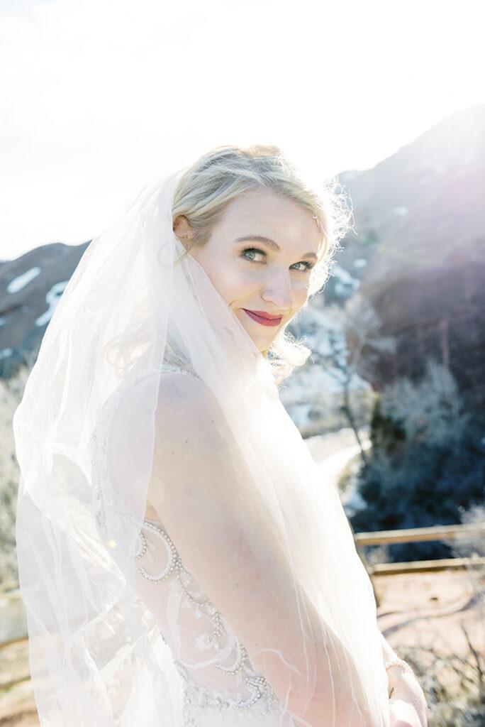 colorado bride styled photo shoot