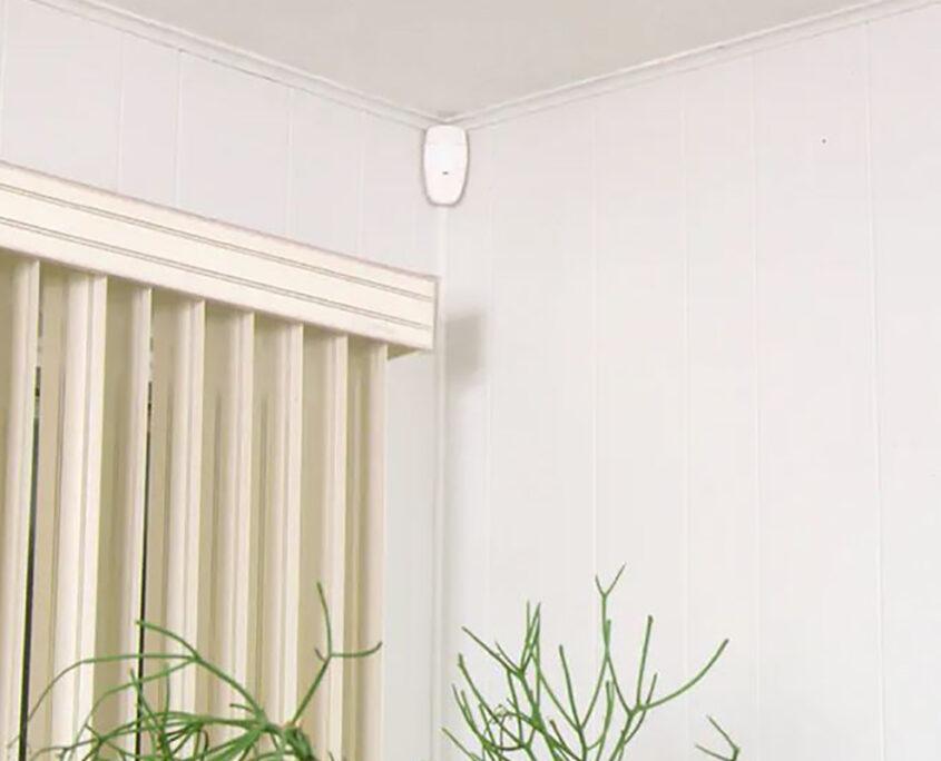Corner Motion Detector