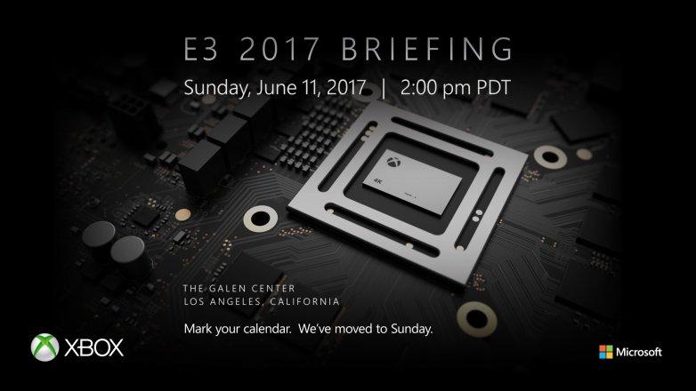 Microsoft Press Conference E3 Expo 2017