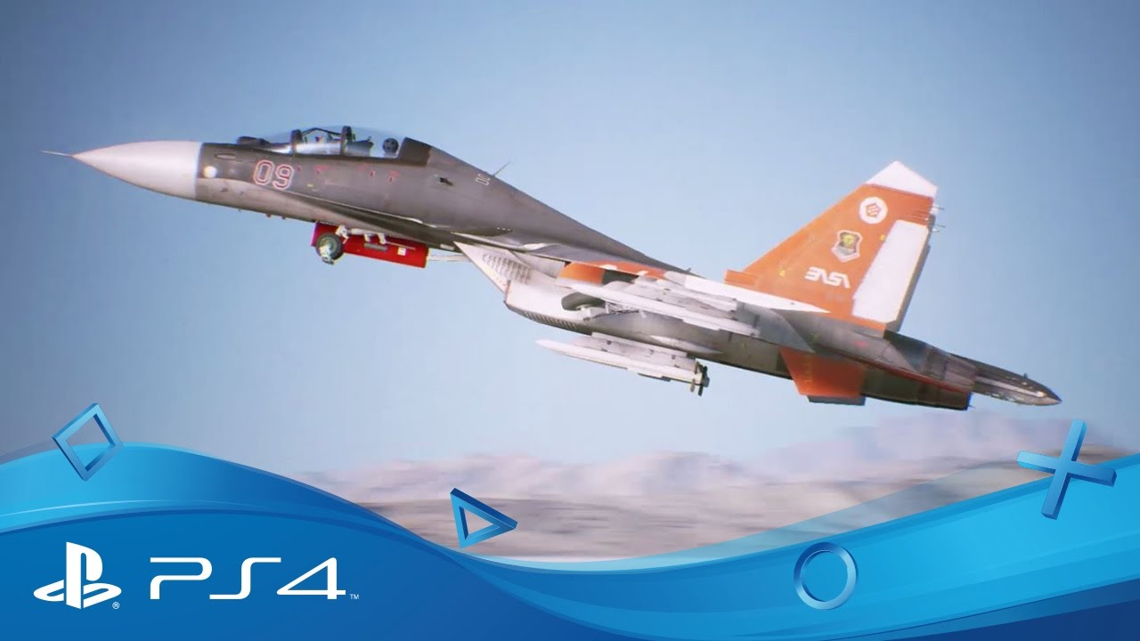 ace combat 7 skies unknown preview