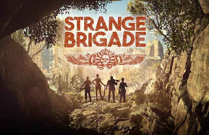 strange brigade preview