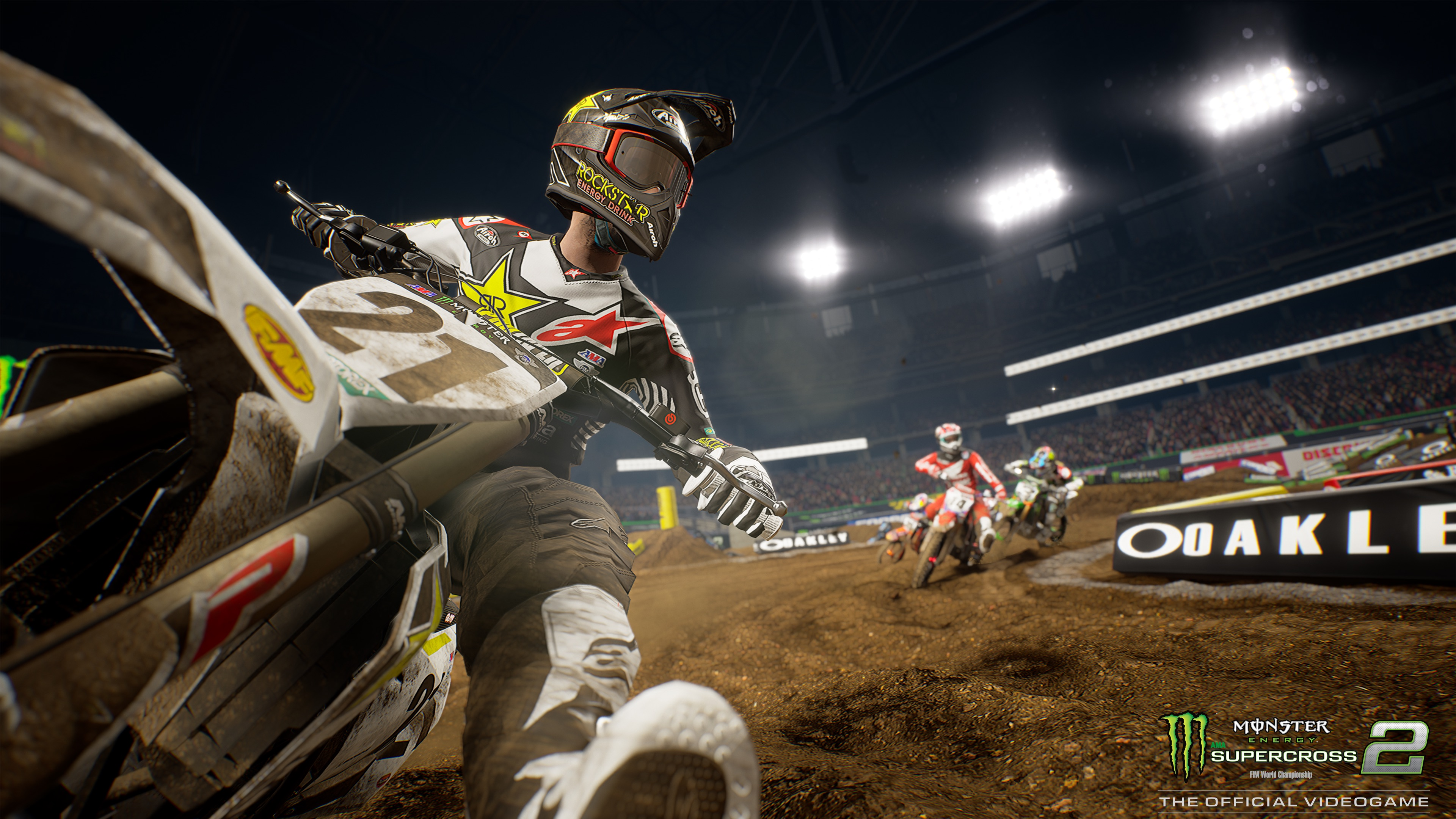 monster energy supercross 2 the official video game review
