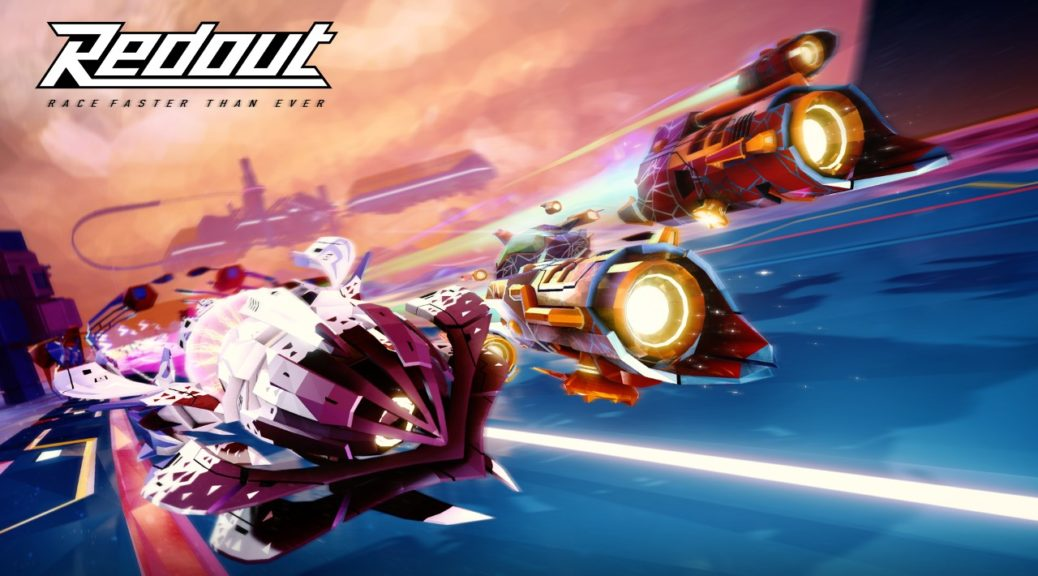 redout nintendo switch review