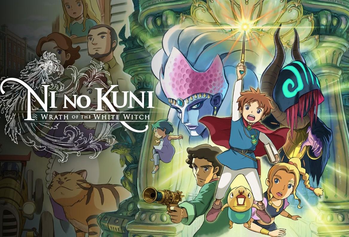 Ni No Kuni Wrath of the White Witch Nintendo Switch Review
