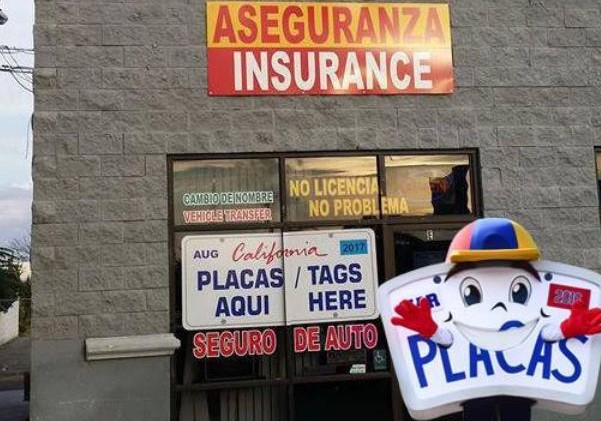 Delano DMV Registration Services Insurance in Delano