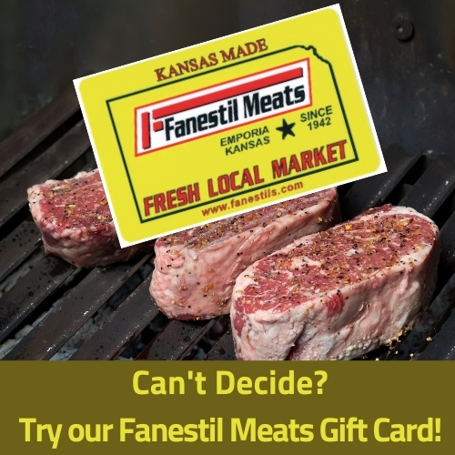 Fanestil Meats Gift Card