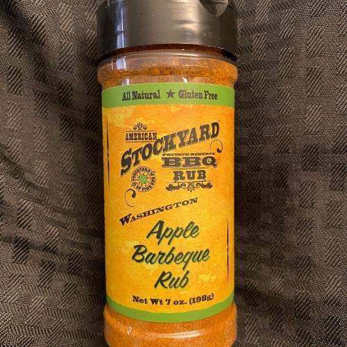 Apple BBQ Rub